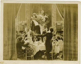 The Four Horseman of the Apocalypse (Original photograph from the 1921 film). Rex Ingram,...
