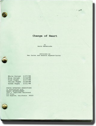 A Change of Heart (Original screenplay for the 1998 television film). Arvin Brown, Aaron...