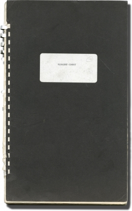 Midnight Cowboy (Post-production script for the 1969 film). John Schlesinger, Waldo Salt, James...