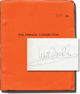 The French Connection (Original screenplay for the 1971 film). William Friedkin, Ernest Tidyman,...