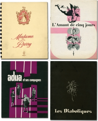Madame du Barry, Adua et ses compagnes, Les Diaboliques, and Others