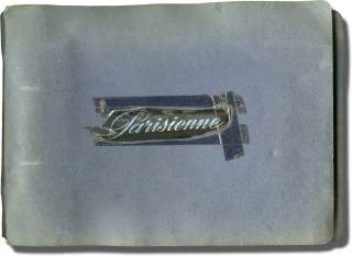 La Parisienne [une Parisienne] (Collection of 150 original keybook contact sheets and other...