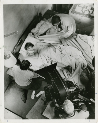 Inside Daisy Clover (Original photograph from the set of the 1965 film). Robert Mulligan, Gavin...