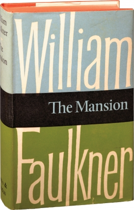 The Mansion (First UK Edition). William Faulkner.