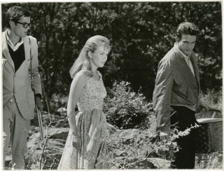 Lilith (Original photograph from the 1964 film). Robert Rossen, J R. Salamanca, Jean Seberg...
