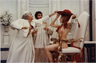Immoral Tales (Collection of 5 original photographs from the 1973 film). Walerian Borowczyk,...