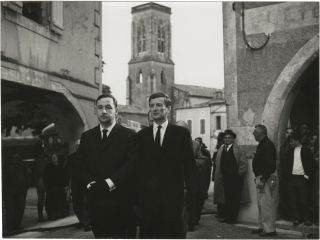 Tout l'or du monde (Collection of 86 original photographs from the set of the 1961 film). Rene...