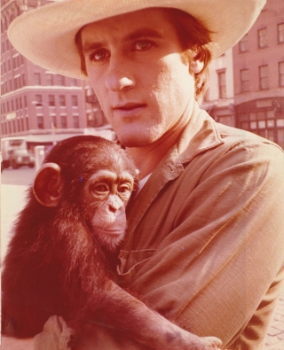 Bye Bye Monkey [Reve de singe] (Original photograph from the 1978 film). Marco Ferreri, Rafael...