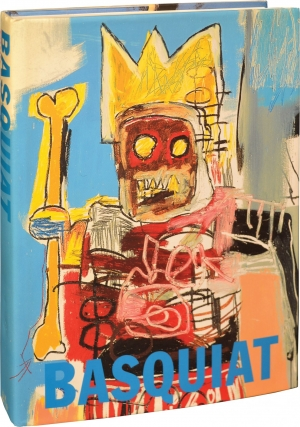 Basquiat [Jean-Michel Basquiat] (First Edition). Jean-Michel Basquiat, Keith Haring Tony Shafrazi