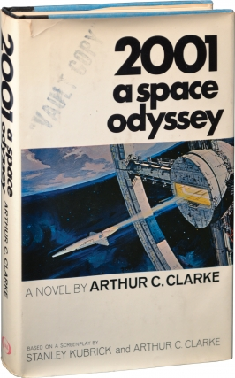 2001: A Space Odyssey (First Edition, MGM Vault Copy). Stanley Kubrick, Arthur C. Clarke