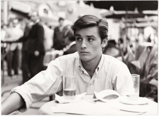 Purple Noon [Plein Soleil] (Collection of six original photographs from the 1960 film). Rene...