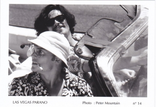 Fear and Loathing in Las Vegas (Collection of three original photographs from the 1998 film)....
