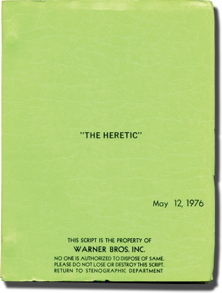 Exorcist II: The Heretic (Original screenplay for the 1977 film). John Boorman, William Goodhart,...