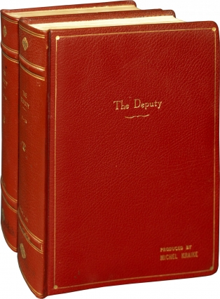 The Deputy (Archive of 26 scripts from the television Western series, 1959-1961 ). Norman Lear,...