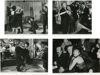 Tout l'or du monde (Collection of 749 original photographs from the 1961 film). Rene Clair, Jacques Remy Jean Marsan, Walter Limot, Alfred Adam Bourvil, Colette Castel, Claude Rich, Philippe Noiret, screenwriter director, screenwriters, photographer, starring.