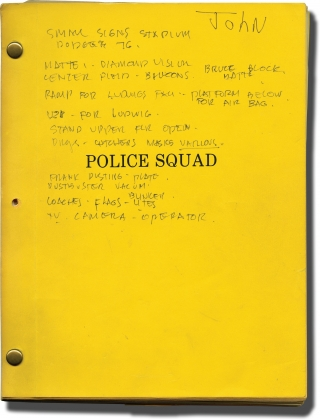 The Naked Gun: From the Files of Police Squad! [Police Squad