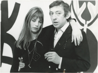 Original photograph of Jane Birkin and Serge Gainsbourg, circa 1970s. Jane Birkin, Serge...