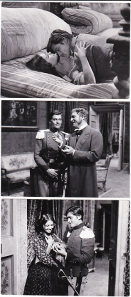 The Leopard (Collection of three original photographs from the 1963 film). Luchino Visconti, G B....