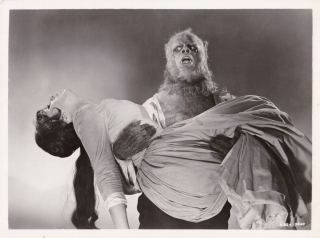 The Curse Of The Werewolf (Original photograph from the 1961 film). Terence Fisher, Guy Endore,...