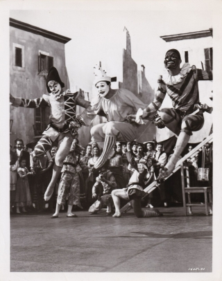 Invitation To The Dance (Original photograph from the 1956 film). Gene Kelly, Freddie Young...