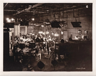 Monte Carlo (Original photograph from the set of the 1930 film). Booth Tarkington, Ernst...
