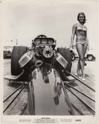 Bikini Beach (Original press photograph from the 1964 film). William Asher, Robert Dillon Leo...