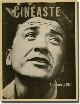 Cineaste (Volume 1, Issue 1). Gary Crowdus, M. R. Doolittle Paul Glushanok, Donald G. Jackson,...