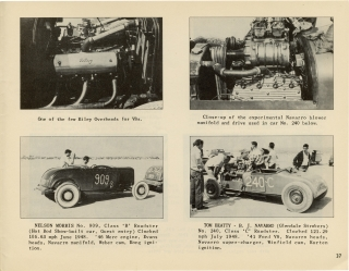 Hot Rod Pictorial featuring SCTA Dry Lakes Time Trials of 1946, 1947, 1948