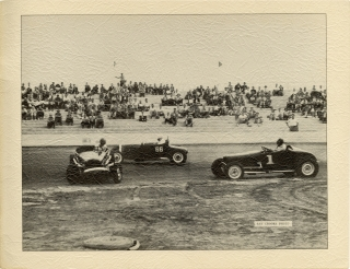 Hot Rod Pictorial featuring Dry Lakes Time Trials of 1946, 1947, 1948