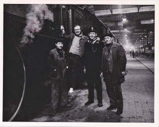 Murder on the Orient Express (Original photograph from the 1974 film). Sidney Lumet, Agatha...