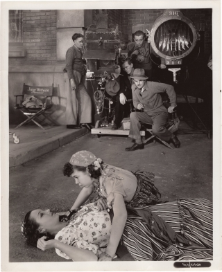 Rascals [Gypsy] (Original photograph from the set of the 1938 film). H. Bruce Humberstone, Helen...