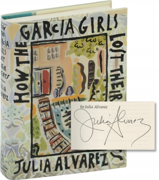 How the Garcia Girls Lost Their Accents (Signed First Edition). Julia Alvarez