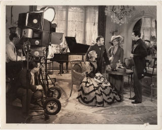 Beloved (Original double weight photograph from the set of the 1934 film). Victor Schertzinger,...