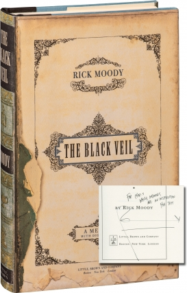 The Black Veil: A Memoir with Digressions (First Edition, inscribed to fellow author Chris...