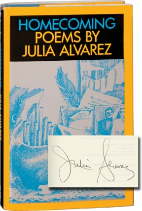 Homecoming (Signed First Edition). Julia Alvarez.