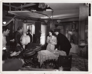 Man Hunt (Original photograph from the 1941 film). Fritz Lang, Geoffrey Household, Dudley...