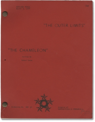 The Outer Limits: The Chameleon (Original screenplay for the 1964 TV episode). Robert Duvall,...