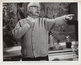 Original press photograph of Charlie Chaplin, circa 1975. Charlie Chaplin, subject