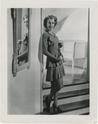 Jeanette MacDonald International Fan Club (Archive of original photographs and negatives, late...