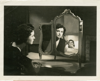 Our Wife (Two original photographs from the 1941 film). John M. Stahl, Lyon Mearson Lillian Day,...