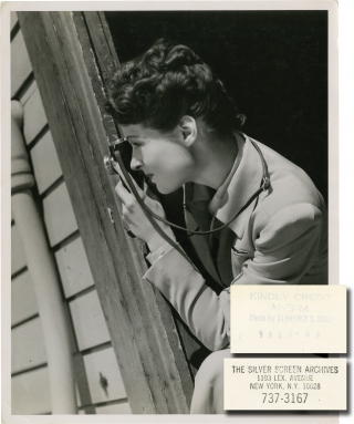 The Philadelphia Story (Original photograph from the 1940 film). George Cukor, Clarence S. Bull,...