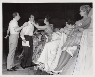 Bells Are Ringing (Original photograph from the set of the 1960 film). Vincente Minnelli, Adolph...
