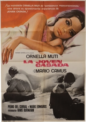 Collection of original posters for Spanish films, 1961-1976