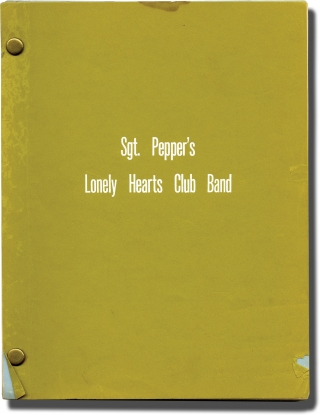 Sgt. Pepper's Lonely Hearts Club Band (Original screenplay for the 1978 film). Michael Schultz,...