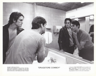 Drugstore Cowboy (Original photograph from the 1989 film). Gus Van Sant, James Fogle, Daniel...