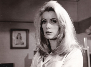 Belle de jour (Original photograph from the 1967 film). Luis Bunuel, Joseph Kessel, Jean-Claude...