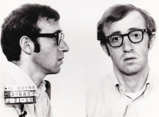 Take the Money and Run (Original double weight photograph from the 1969 film). Woody Allen,...