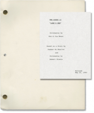 The Birds II: Land's End (Original screenplay for the 1994 television film). Rick Rosenthal, Jim...