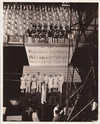Varsity Show (Original photograph from the 1937 film). Busby William Keighley Berkeley, Richard...