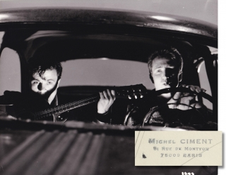 In Cold Blood (Original photograph from the 1967 film). Richard Brooks, Truman Capote, Scott...